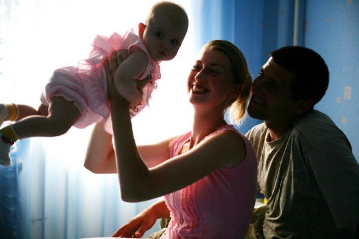 El tercer trimestre (a partir de la semana 25) se tienen la oportunidad de que el feto sobreviva en caso de nacer prematuramente. Foto:Getty Images