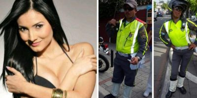 Presentadora Massiel Carrillo denuncia a agentes PMT y la Muni responde