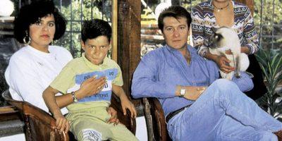 El hijo del actor Arturo Peniche se convirtió en un hombre sexy y atractivo