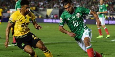"""""""El Tri"""" sumó seis puntos y solo le queda definir el primer lugar contra Venezuela. Foto:AFP"""