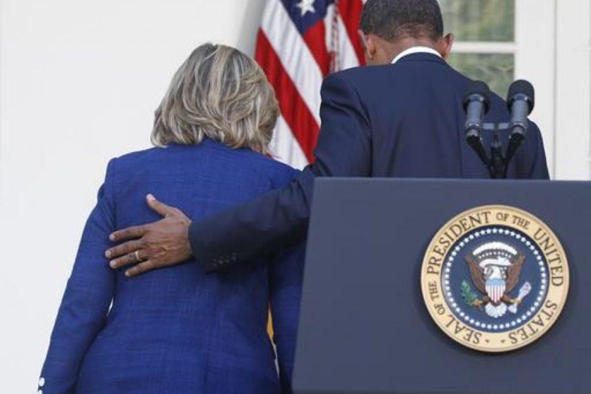 Ahora Obama quiere ayudar a que Clinton gane las elecciones. Foto:AP