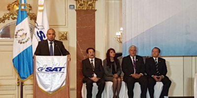 Jefe de SAT reporta crecimiento en recaudación y combate a la corrupción entre sus logros