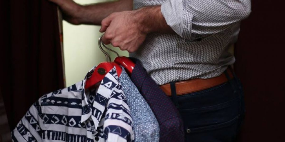 ¿Buscas el regalo perfecto para el Día del padre? Así visten los papás Saúl