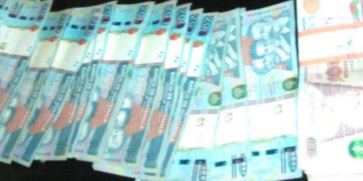 Desarticulan estructura de lavado de dinero