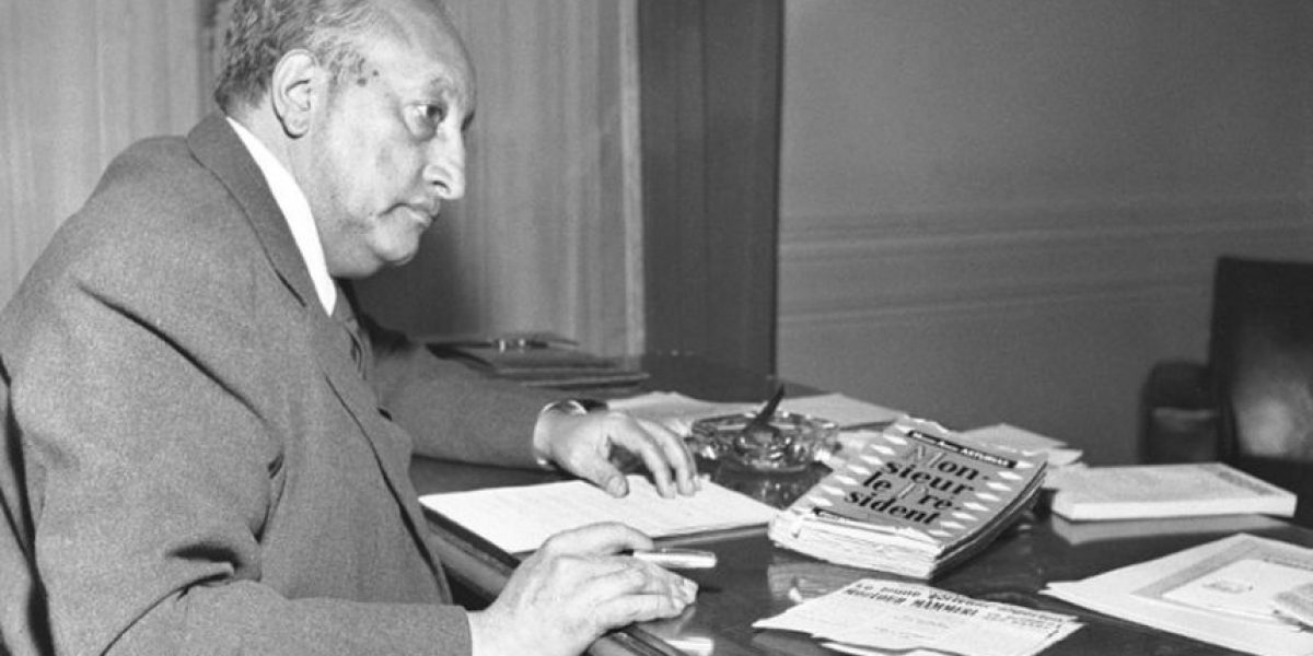 Miguel Ángel Asturias es recordado en su día