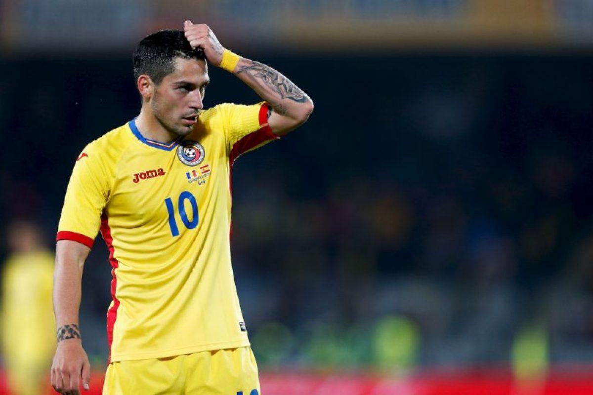 Rumania, por su parte, llega con pocas chances de clasificar a la siguiente ronda y seguramente sería un sorpresa si avanzan de rondas en la Eurocopa Foto:Getty Images