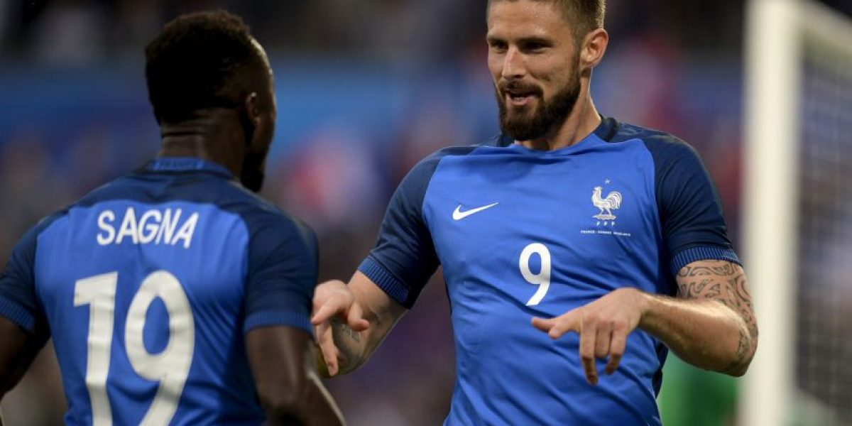 Eurocopa: En vivo Francia vs. Rumania