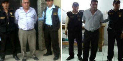 Inspector del IGSS y otro hombre detenidos por Exacciones ilegales