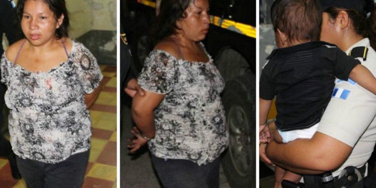 Niño de un año es rescatado en Chiquimula por autoridades