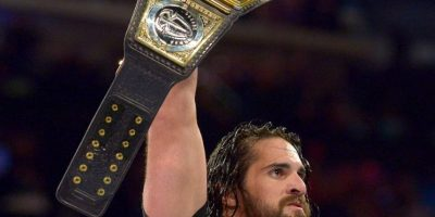 Que dejó vacante después de lesionarse en una pelea ante Kane Foto:WWE