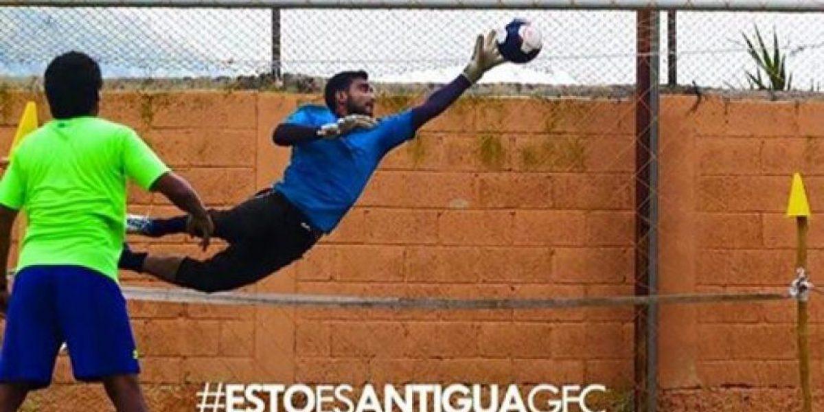 Jugador de Antigua se pronuncia en Facebook por su sanción