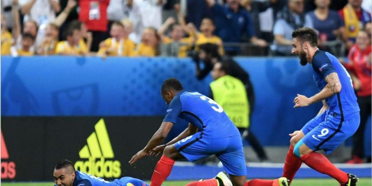 VIDEO. Con este golazo Francia brilló en el juego inaugural de la Euro