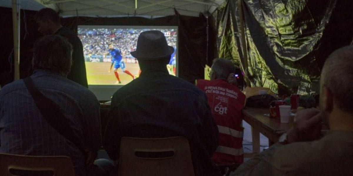 Partido inaugural de la Euro 2016 logra audiencia récord