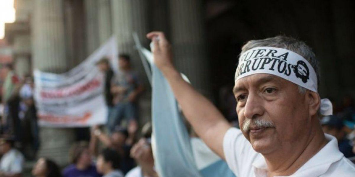 Con este tuit, Iván Velásquez hace alusión a la manifestaciones