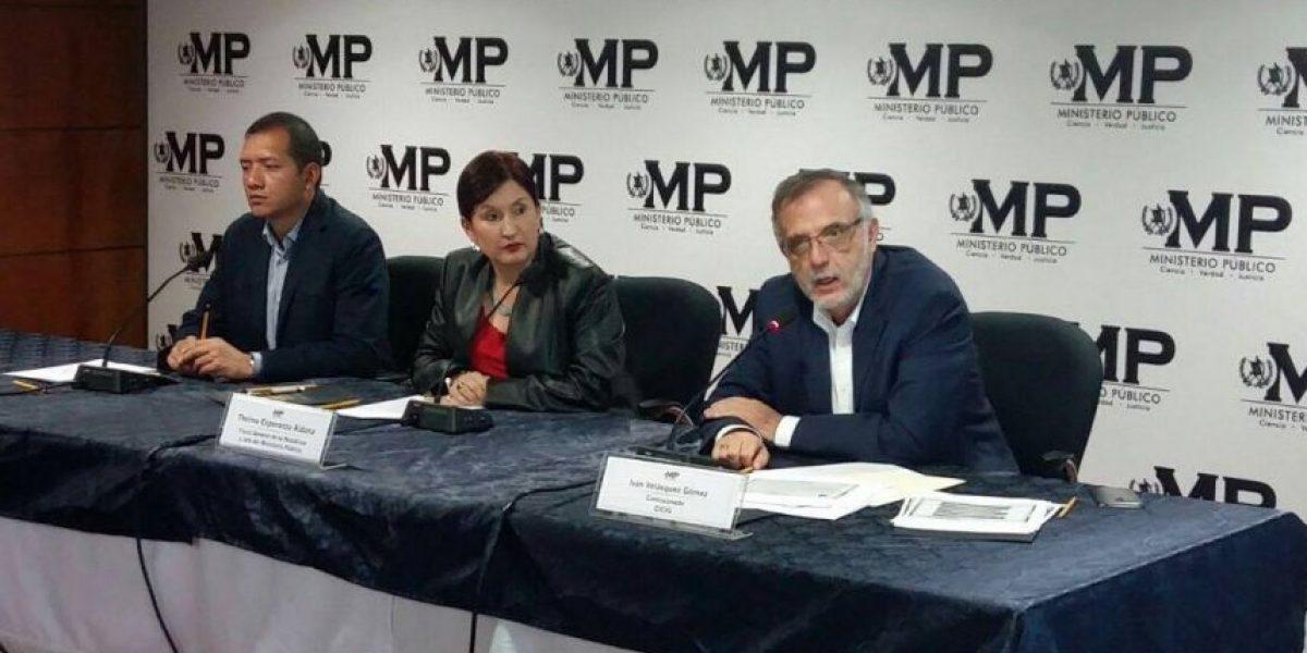 Cinco exministros involucrados en caso #LaCooperacha