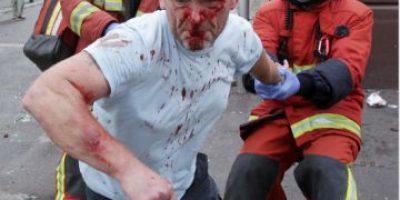 Calles se llenan de terror y sangre por aficionados de la Eurocopa