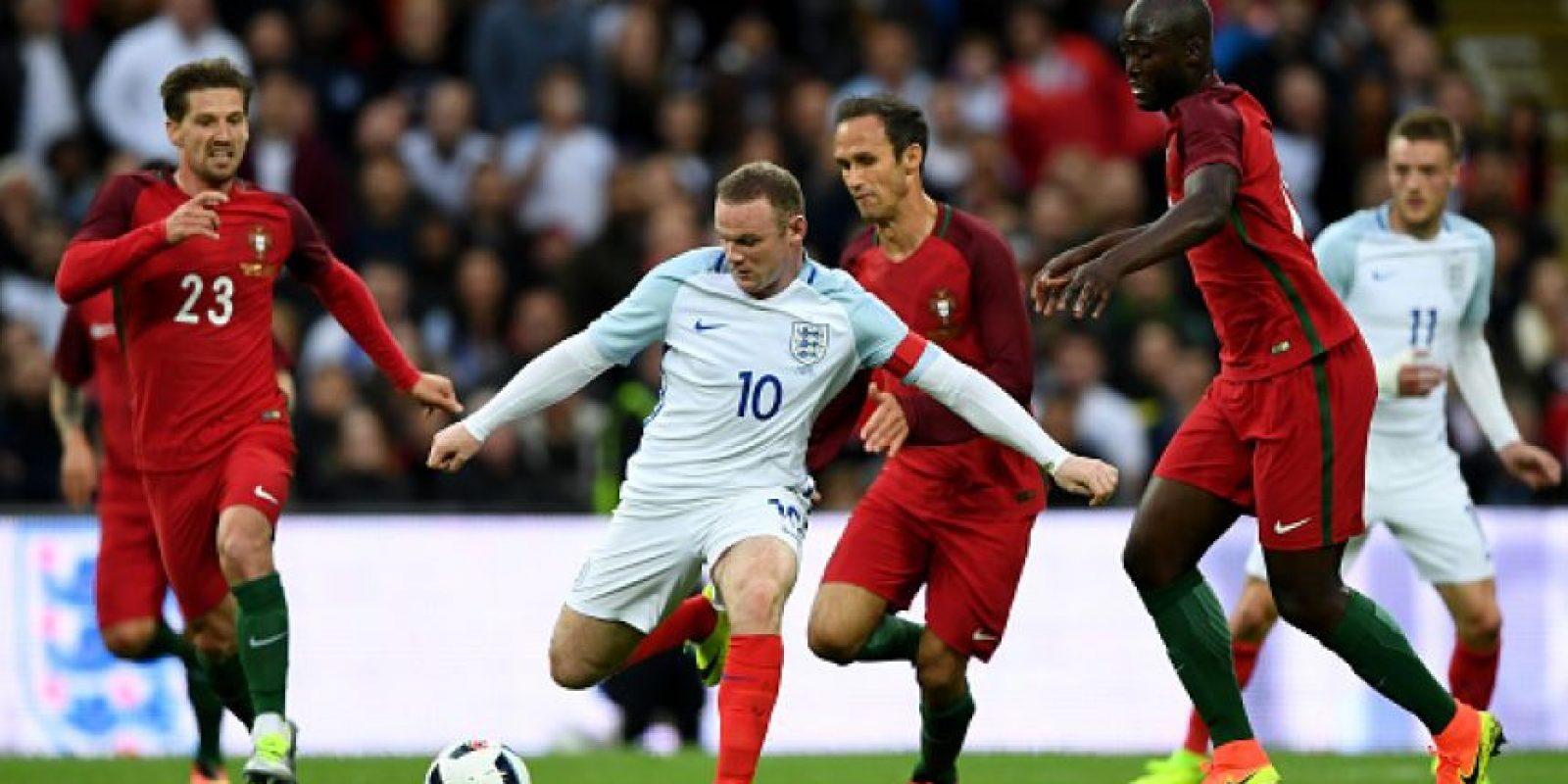 Los ingleses están apostando por la renovación para conseguir un inédito título en el torneo de selecciones del Viejo Continente Foto:Getty Imags
