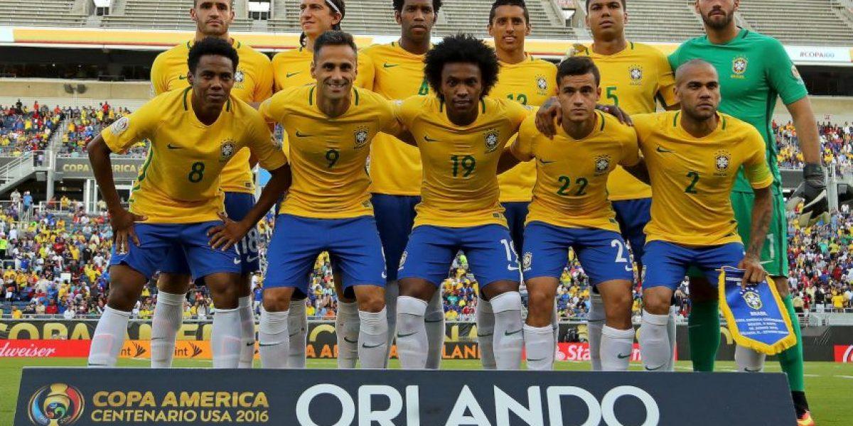 Brasil vs. Perú: Se juegan el pase en Copa América Centenario