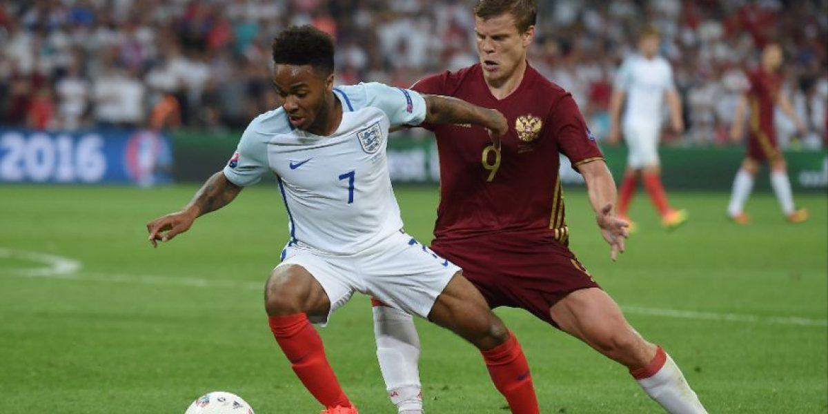 Rusia sorprende a la favorita Inglaterra y le arranca un punto