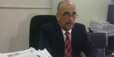 Juez segundo penal Carlos Aguilar. Foto:Cortesía