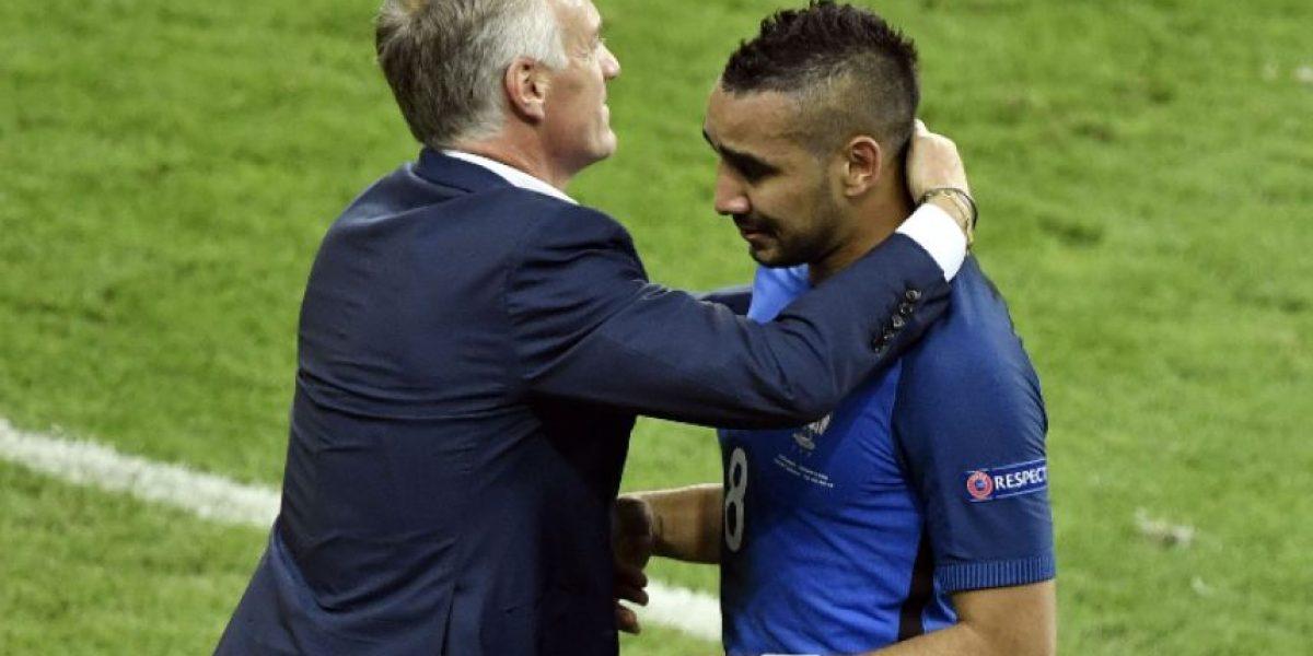 VIDEO. ¿Por qué lloró Payet en el primer juego de la Euro?