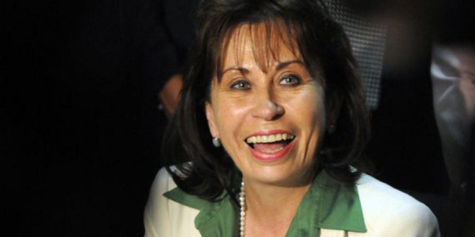 Sandra Torres. Foto:Cortesía