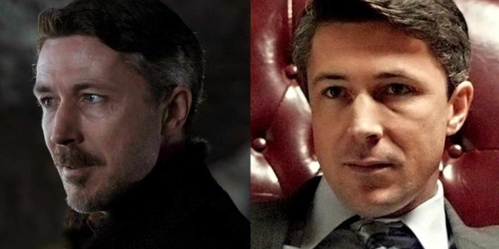"""Aidan Gillen, el maquiavélico Petyr Baelish, estuvo en """"Shanghai Kid"""" y en """"The Wire"""". Foto:HBO"""