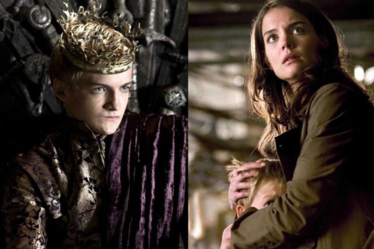 """Jack Gleeson, el odiado """"Joffrey"""", apareció en """"Batman Begins"""", de niño. Foto:HBO/Warner"""