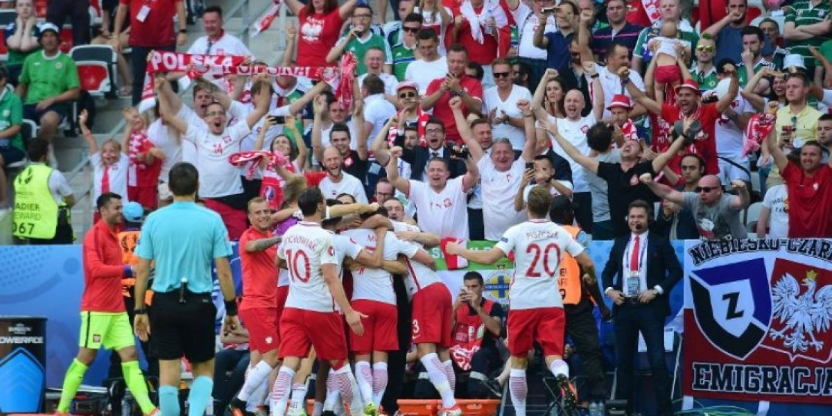 #Euro2016 un gol le bastó a Polonia para un deslucido triunfo