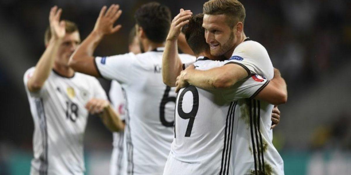 #Euro2016 Alemania sufre pero gana contra una valiente Ucrania