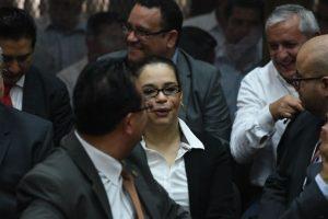 Pérez y Baldetti. Foto:Publinews