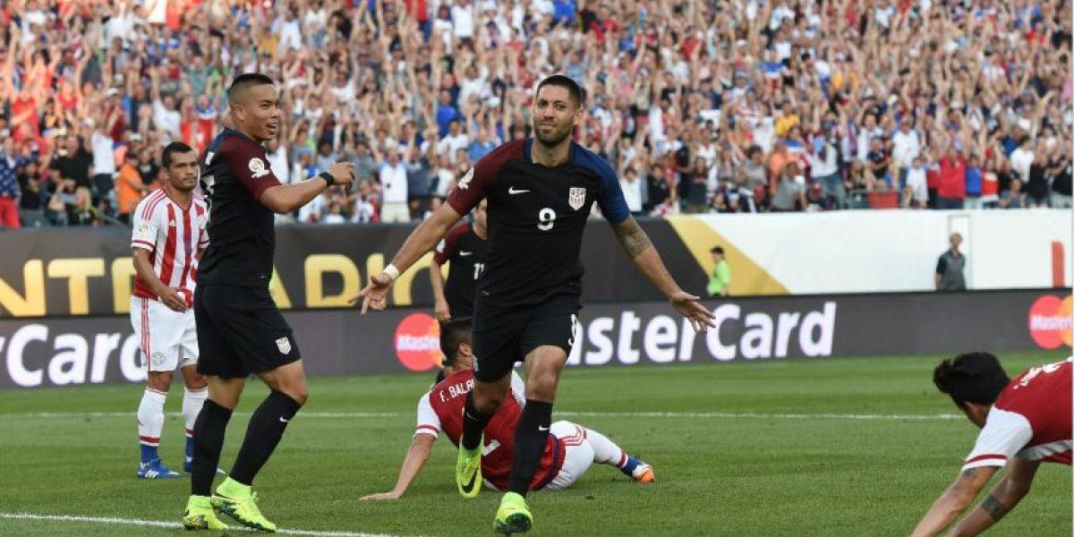 Estados Unidos, primer clasificado a los cuartos de la Copa América