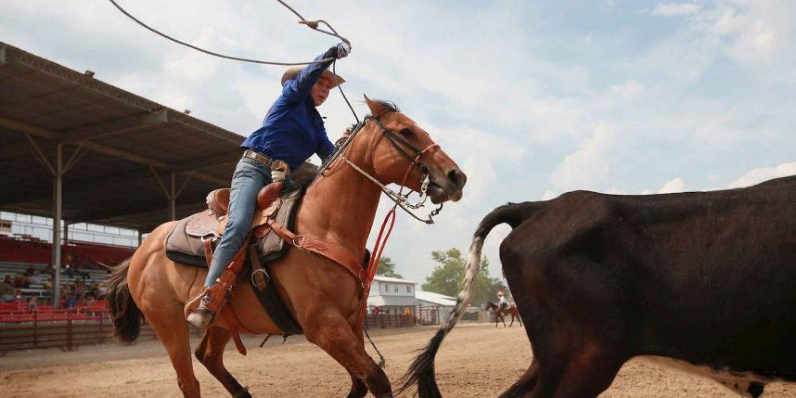 Grupos animalistas se oponen a esta práctica, ya que es considerada como abuso animal Foto:Getty Images