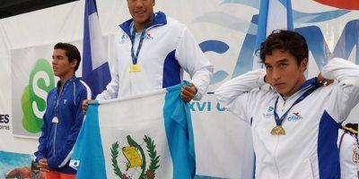 Atletas brillan y honran a Guatemala en el Camex de natación en Panamá