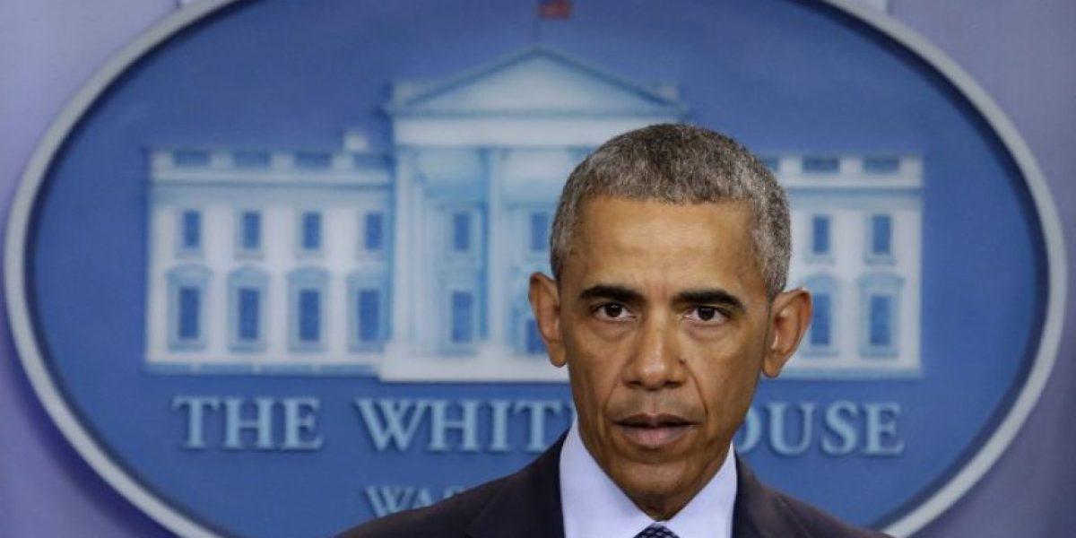 Obama califica de acto de