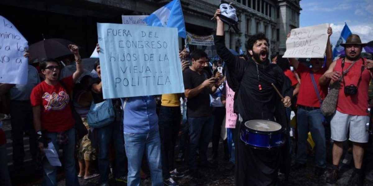 #11J Guatemaltecos vuelven a la Plaza