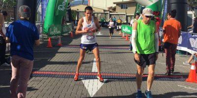 Luis Carlos Rivero vuelve a celebrar un triunfo en Costa Rica