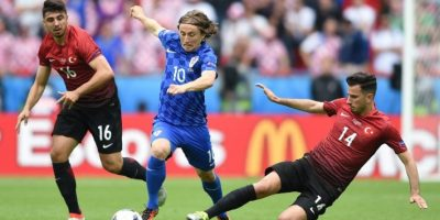 EURO 2016: Turquía y Croacia abren el Grupo D