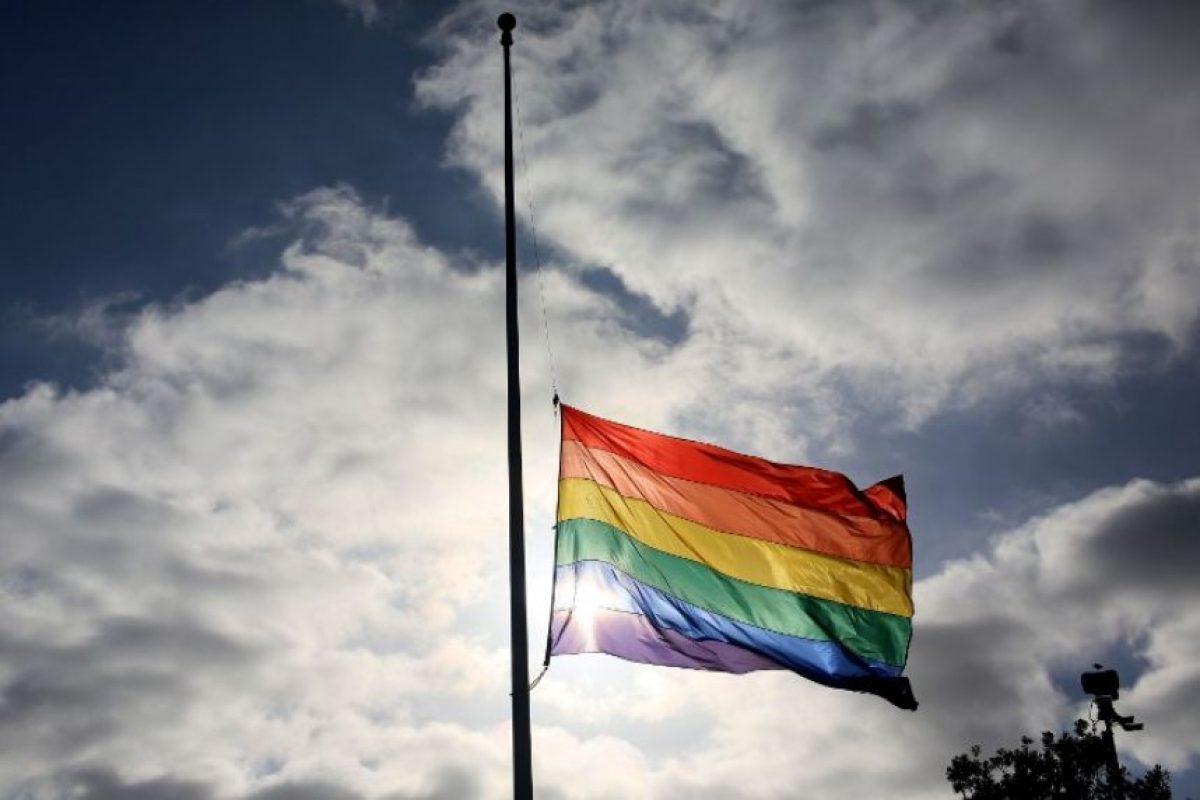 """Estados Unidos está de luto tras la masacre en el bar gay """"Pulse"""" Foto:AFP"""
