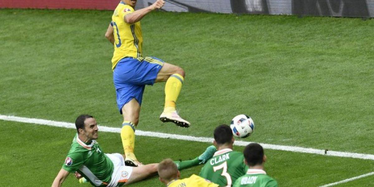 #Euro2016 Se conforman Irlanda y Suecia con un empate en su debut