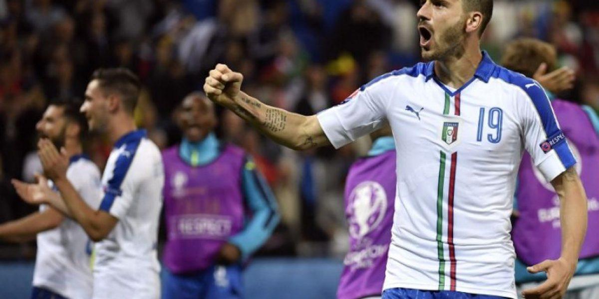 #Euro2016 Fiel a su estilo, Italia vence a Bélgica en su debut
