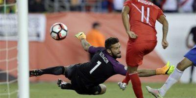 #CopaAmérica La polémica marca el triunfo de Perú sobre Brasil