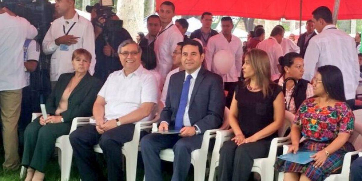 Presidente Morales busca agilizar extinción y comercialización de bienes