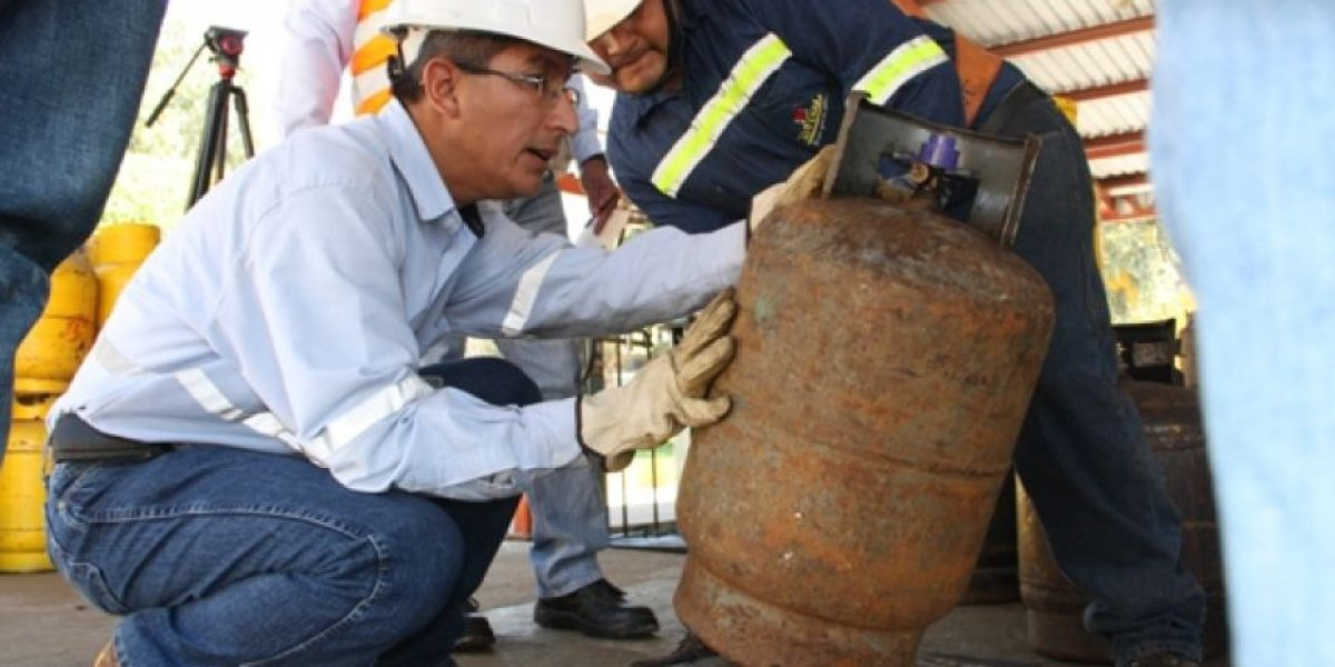 Diaco vuelve a denunciar a las distribuidoras de gas propano