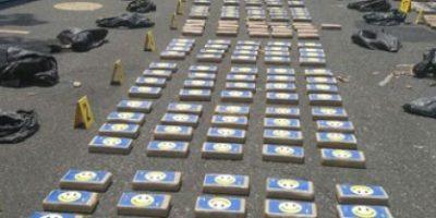 Localizan más de 600 paquetes con presunta cocaína en el Pacífico