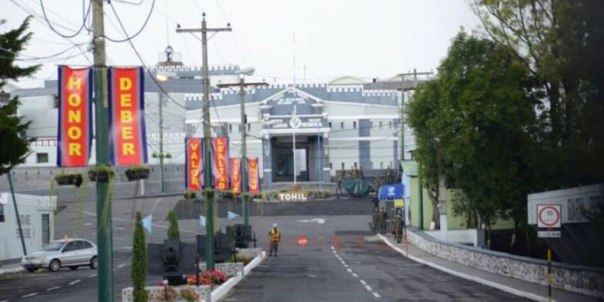 Gobernación habilita de nuevo cárcel en Cuartel Matamoros