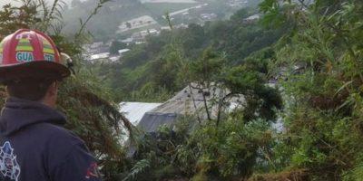Temporada de lluvia ha dejado dos fallecidos y más de 100 viviendas dañadas, según Conred