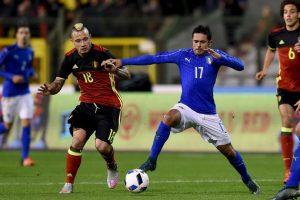 Bélgica vs. Italia Foto:Getty Images