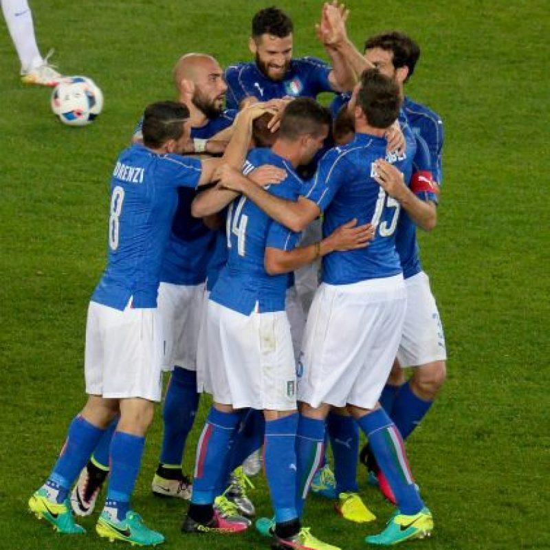 Sin embargo, Itali quiere demostrar su historia para quedarse con el primer partido Foto:Getty Images