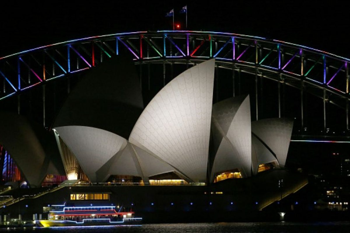 Sydney, Australia Foto:Getty Images